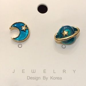 Jewelry - 🆕Celestial Stud Earrings